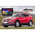 Hyundai Santa Fe RedPower 51210 IPS DSP ANDROID 8+
