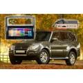 Mitsubishi Pajero 4 RedPower 51223 IPS DSP ANDROID 8+