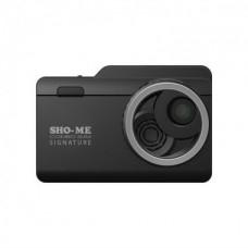 Видеорегистратор с радар детектором Sho-Me Combo Slim Signature